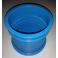 Cylindrisk mönstrad mikroperforerad ostform*