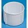 Cylindrisk ostform utan lock, 3,5 kg