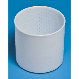 Cylindrisk ostform utan lock, 2,2 kg
