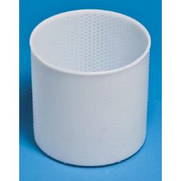 Cylindrisk ostform utan lock, 1,8 kg