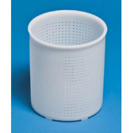 Cylindrisk ostform utan lock, 0,8 kg