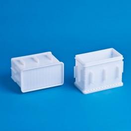Rak rektangulär ostform, 2-3 kg