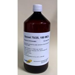 Ostlöpe 75/25, 1 liter, styrka 180 IMCU/ml