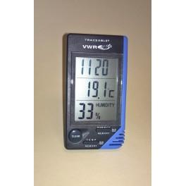 Termohygrometer, Digital