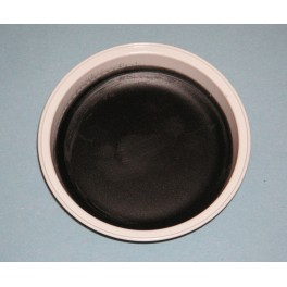 Ostvax, svart, 4,5 kg