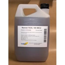 Ostlöpe 75/25, 5 liter, styrka 180 IMCU/ml