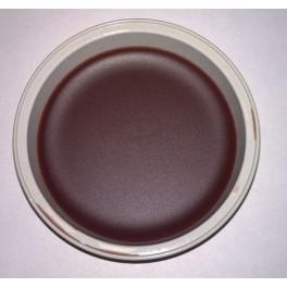 Ostvax, mörkt brunt, 4,5 kg