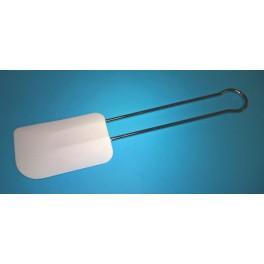 Siliconskrapa med skaft (RF), 32 cm