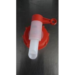 Tappkran, plast, för 20/25 L dunk